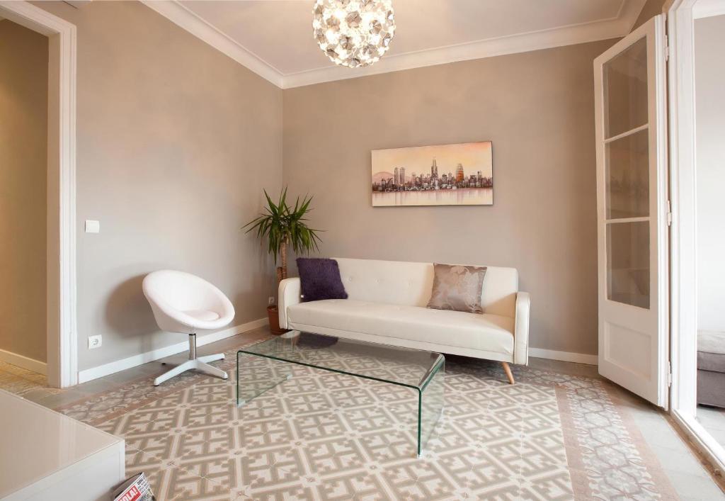 Enjoy Apartments Borrell foto