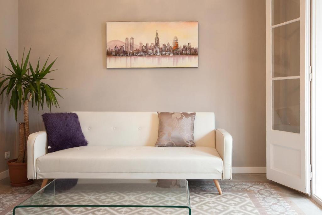 Enjoy Apartments Borrell fotografía