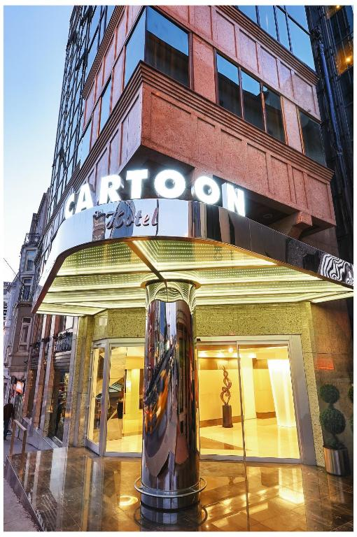 Cartoon Hotel, Istanbul, Turkey - Booking.com