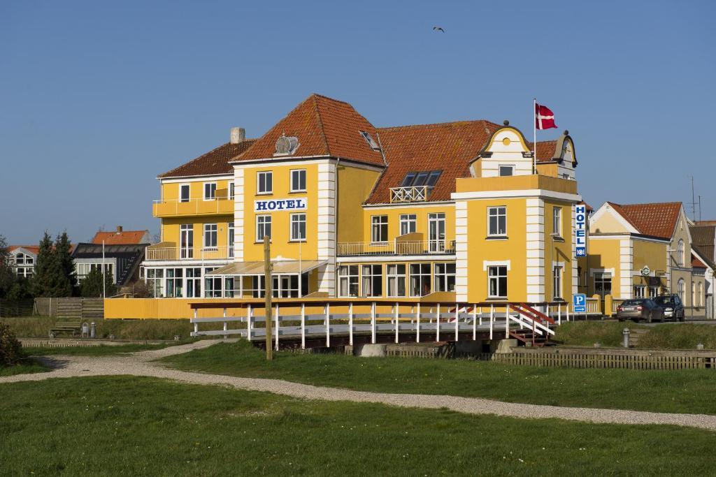 Danmark Hotel Booking