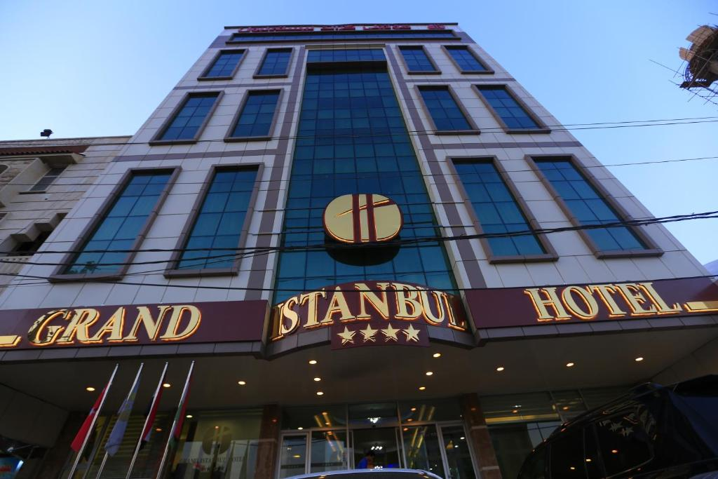 Grand istanbul hotel erbil iraq for Erbil hotel istanbul
