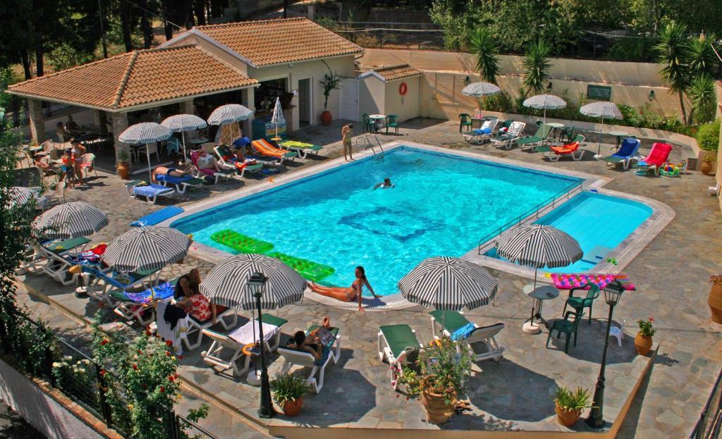 Aparthotel Elli Marina Studios Benitses Greece