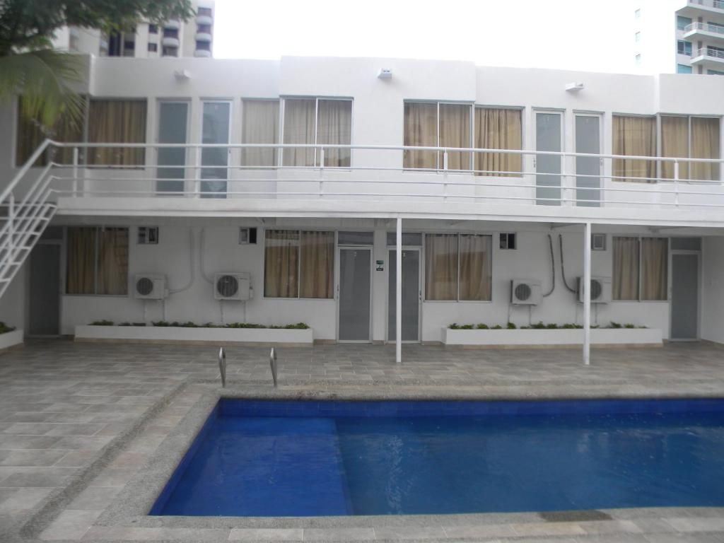Condo hotel hostal la casa de victoria santa marta colombia - Hotel casa victoria suites ...
