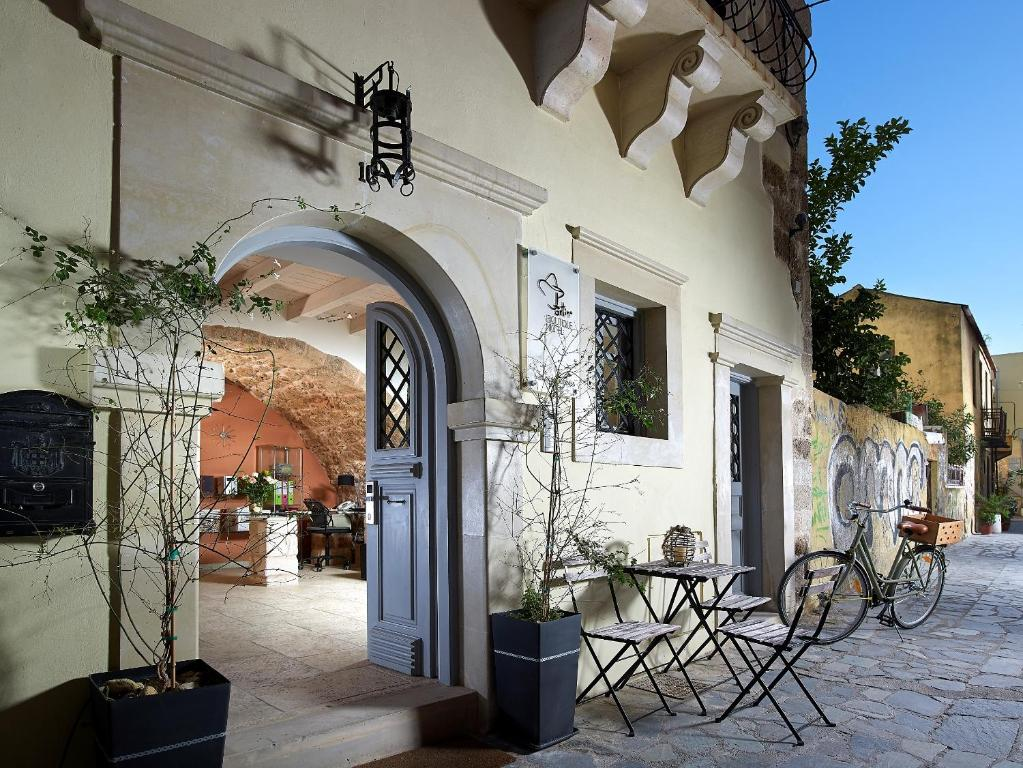 Boutique hotel fortino griechenland chania for Boutique hotel definizione