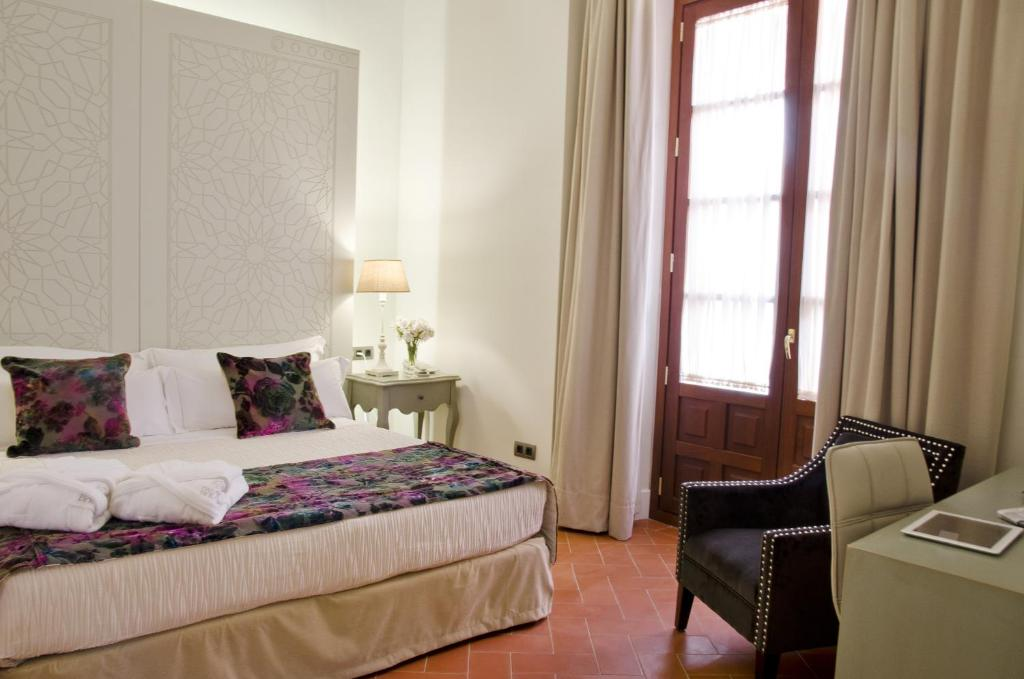boutique hotels sevilla provinz  244