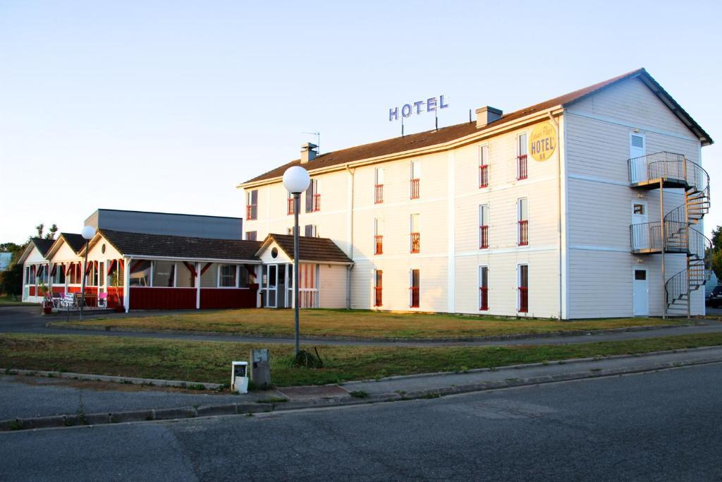 Larmor plage hotel france larmor plage for Reservation hotel france