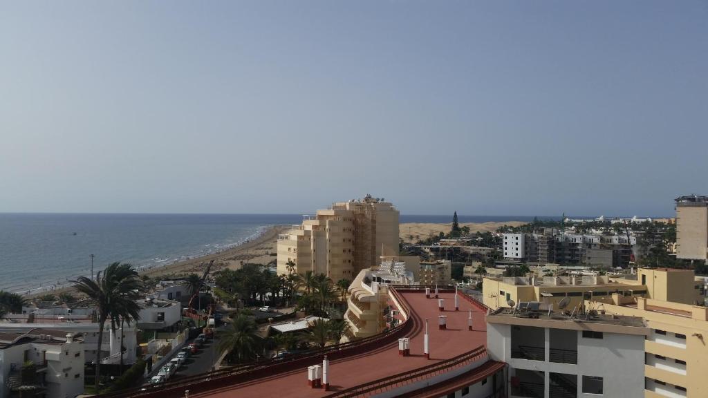 Apartamentos las arenas spanje playa del ingl s - Apartamento las arenas playa del ingles ...