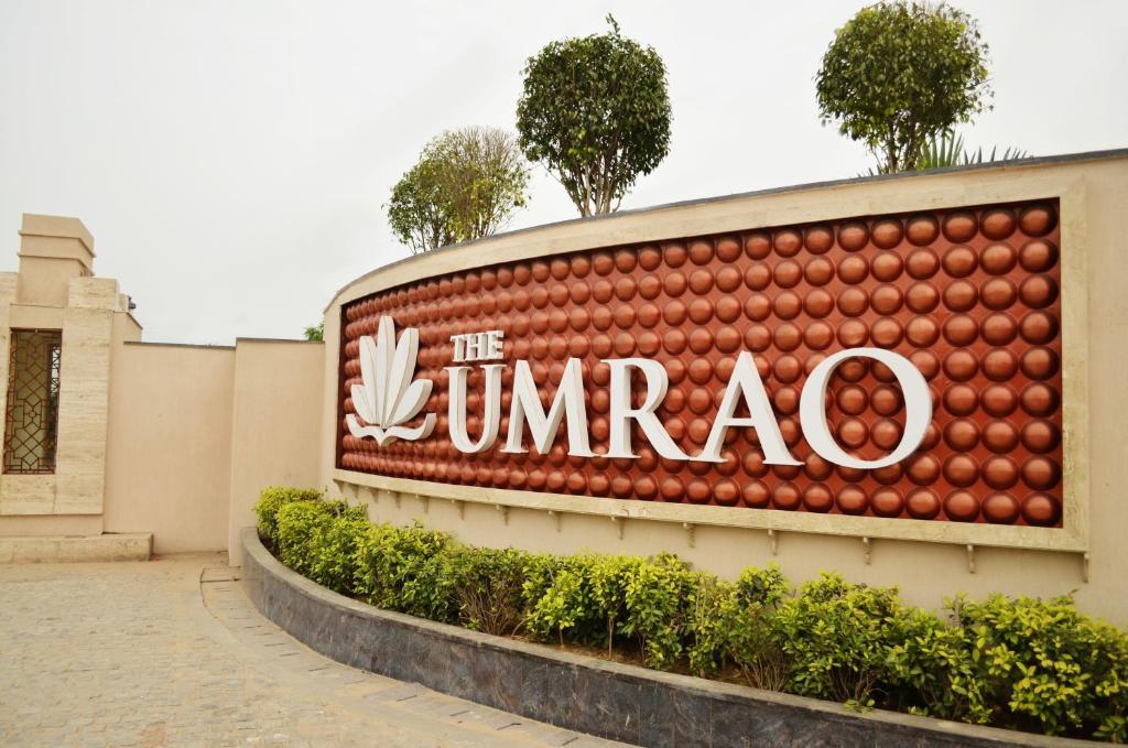 Resort The Umrao New Delhi India Booking Com