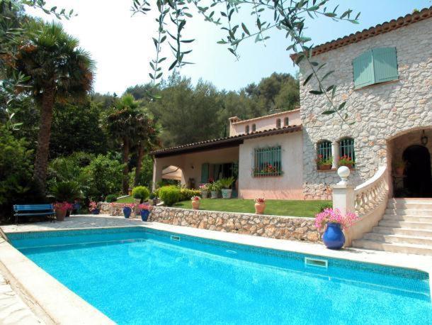 Villa In Menton I Francia Menton