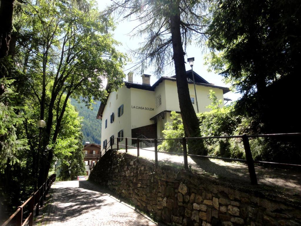 Nearby hotel : Ciasa Soldà