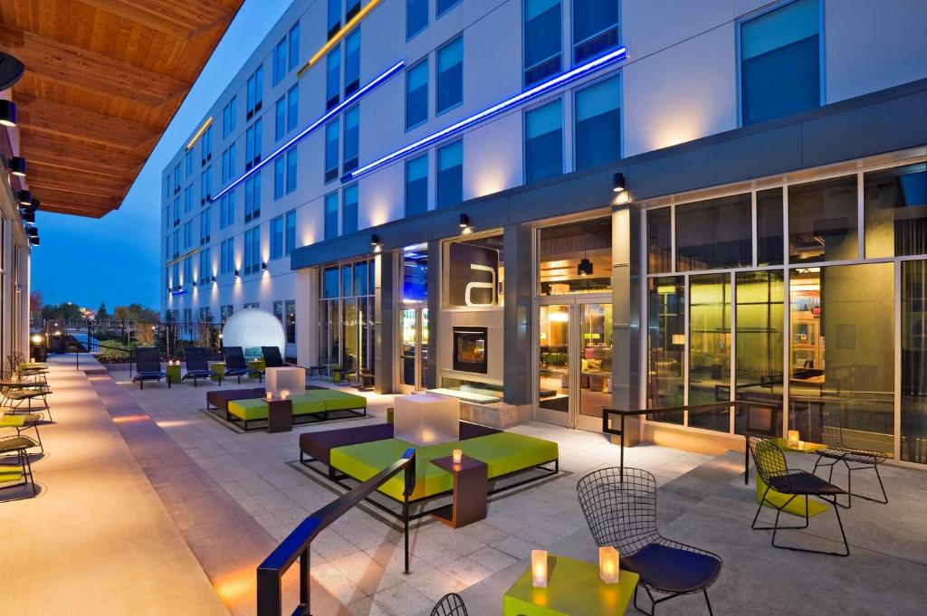 Aloft Portland Airport Hotel At Cascade Station Updated 2018 Prices