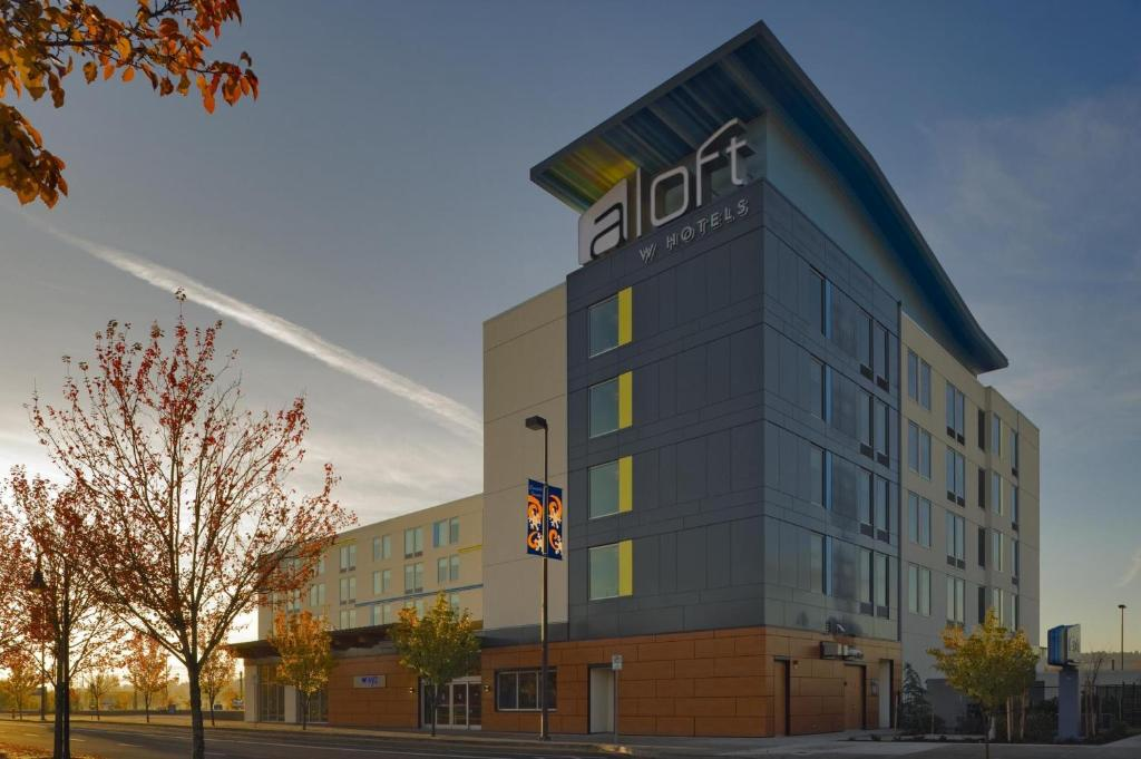 Aloft Portland Airport Hotel At Cascade Station Reserve Now Gallery Image Of This Property