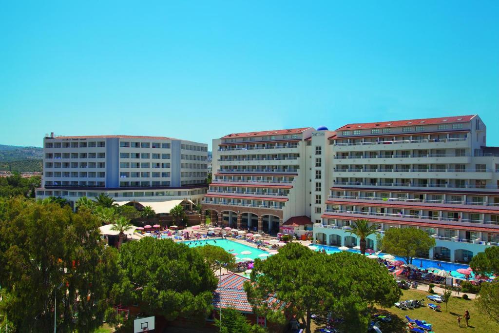 Batihan Beach Resort Spa Turkei Kusadasi Booking Com