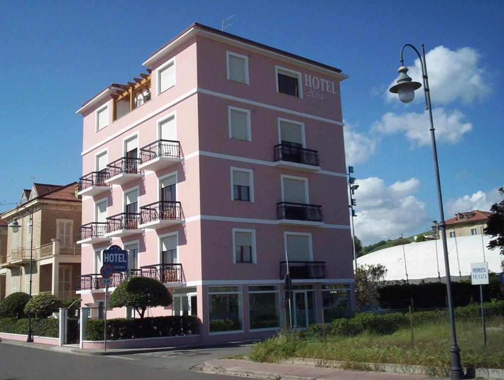 Hotel Rosa Meublé, Porto San Giorgio, Italy - Booking.com