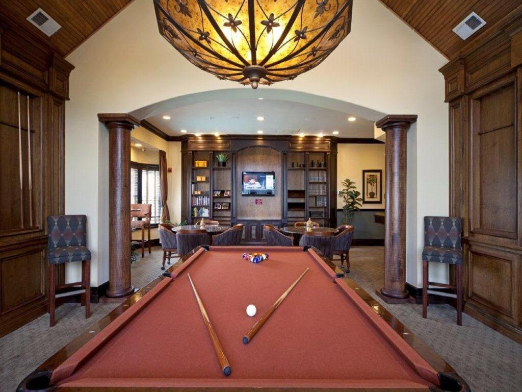 Apartment Global Luxury Suites At Forrestal Princeton NJ Bookingcom - Princeton pool table
