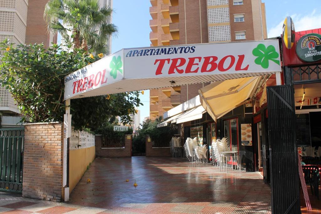 Apartamentos Trebol fotografía