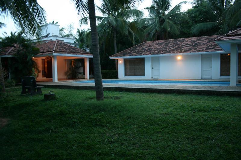 Parijatham Beach House