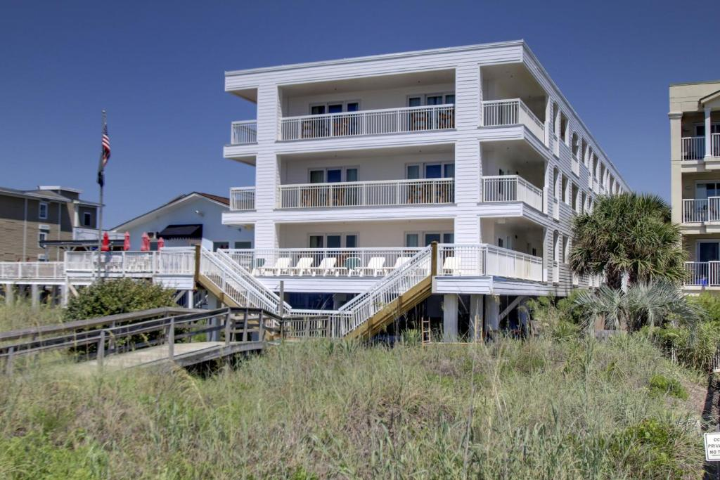 Seaside Inn Isle Of Palms Sc Booking Com