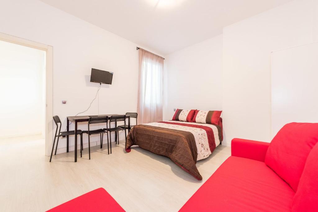 Квартира в испании мадрид