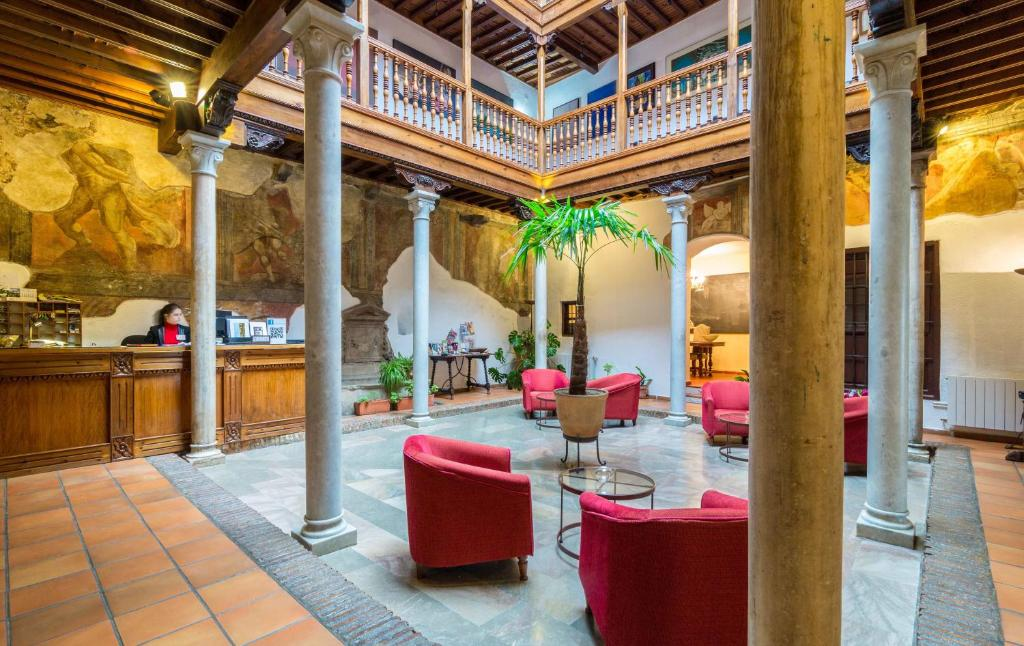 boutique hotels in granada  191