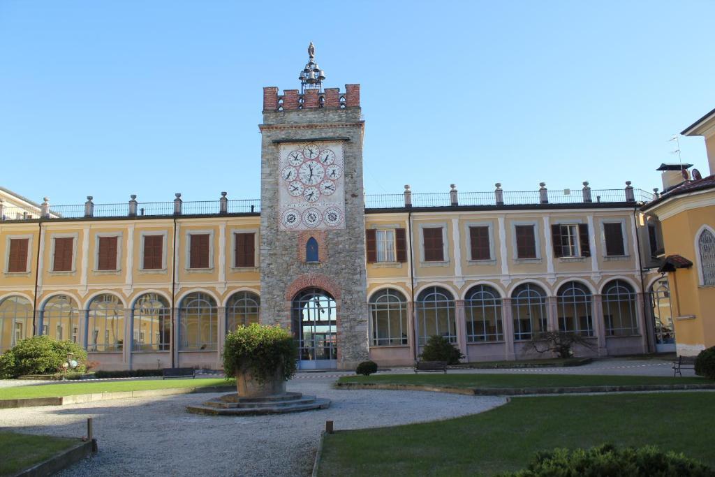 Risultati immagini per Casa don Guanella a Barza d'Ispra