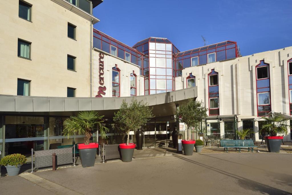 Hotel Champs De Mars Saint Brieuc