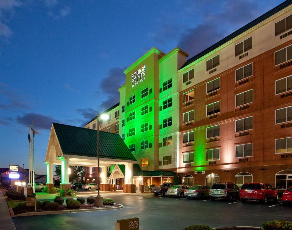 Hotel Four Points by Sheraton Louisville, KY - Booking.com