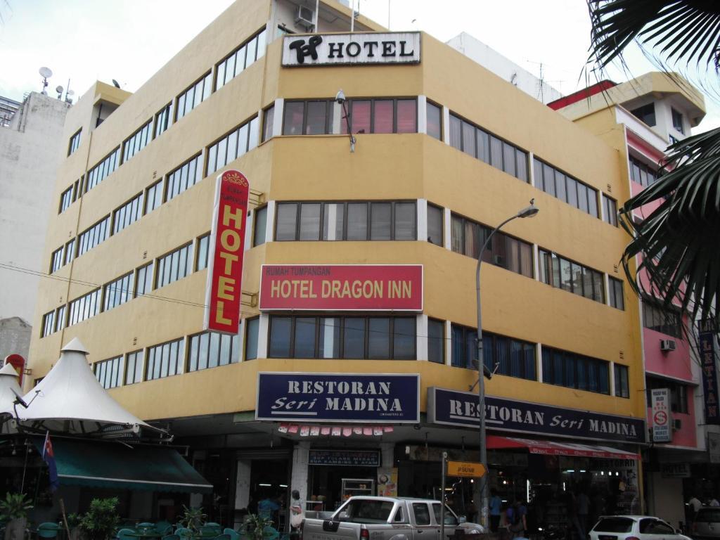 Hotel Sentral Johor Bahru Dragon Inn Premium Hotel Johor Bahru Johor Bahru Malaysia