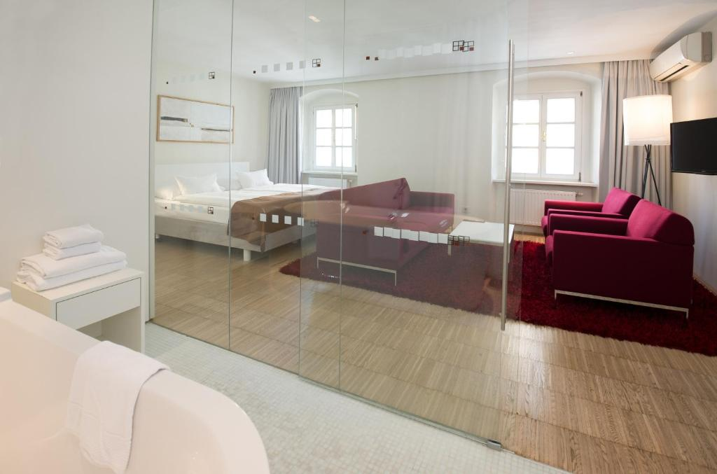 Business Appartements Hotel Am Domplatz Linz Harga 2018 Terbaru