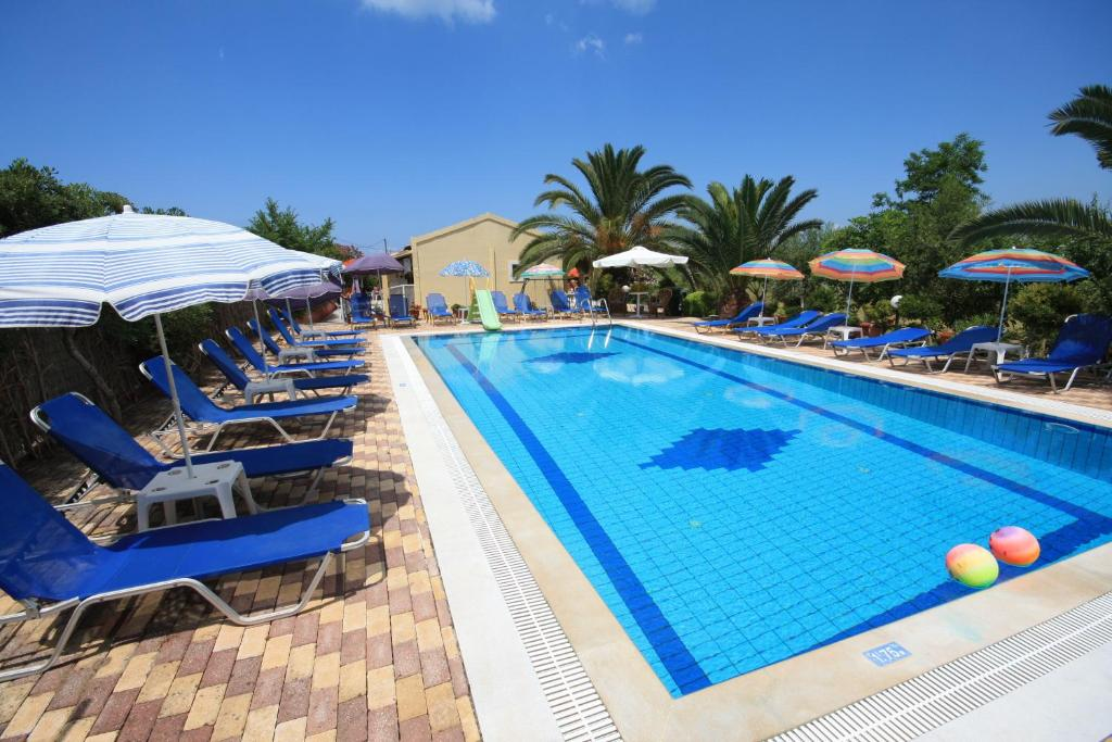eleni family apartments, sidari, greece - booking