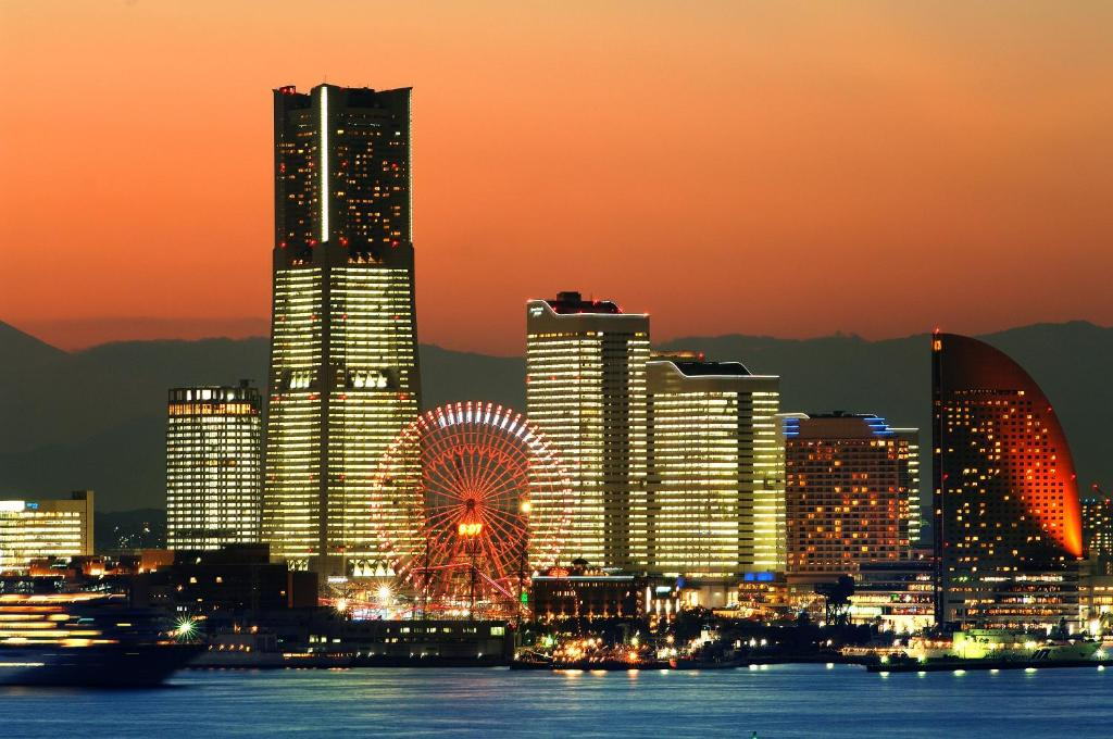 Yokohama Royal Park Hotel Japan Bookingcom