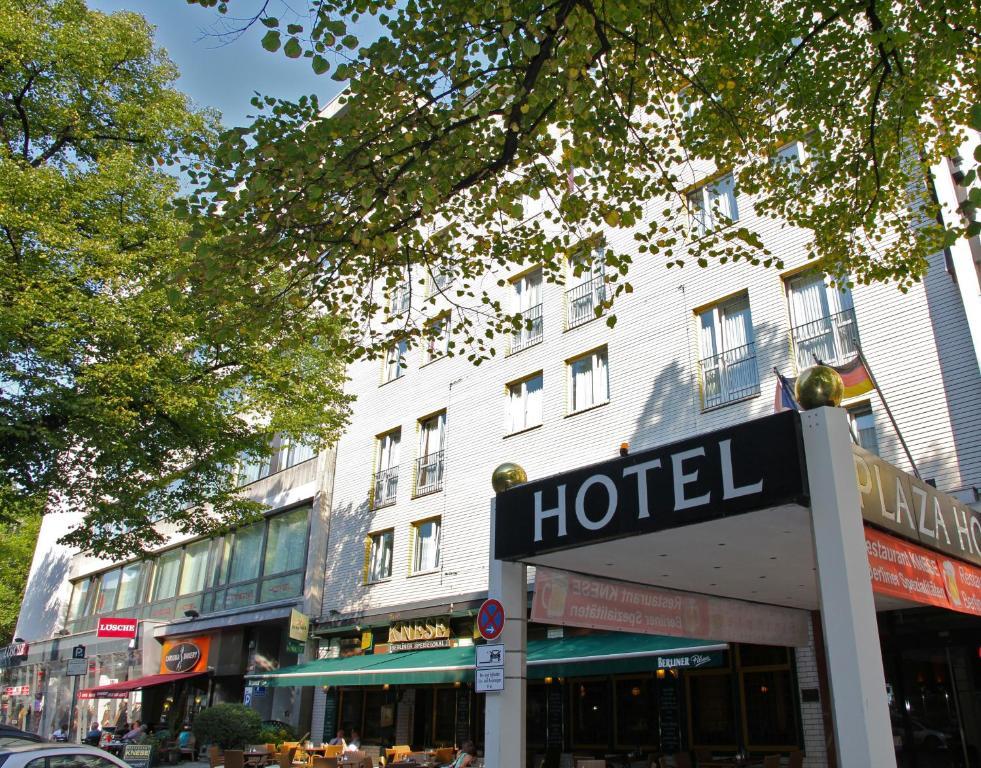 Berlin plaza hotel germania berlino booking
