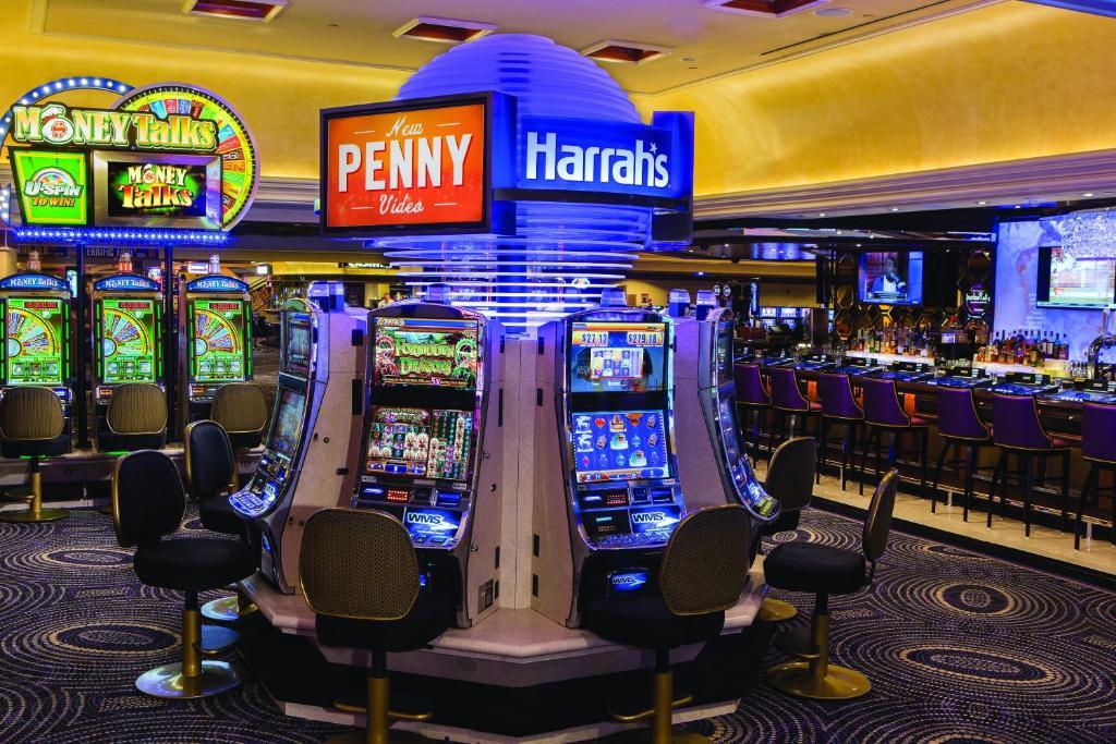 Harrahs casino las vegas