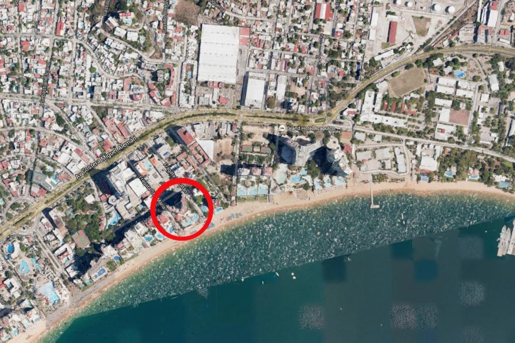 Apartment Acapulco Beach Front Mexico