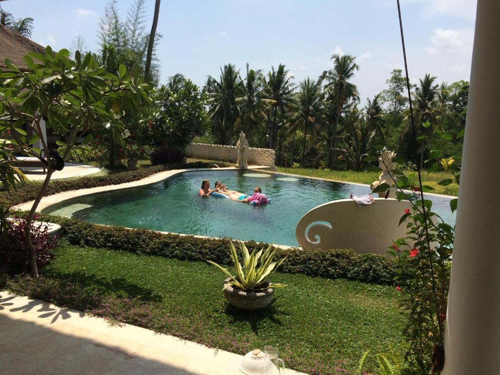 Frangipani Villas Ubud The Bali Guideline