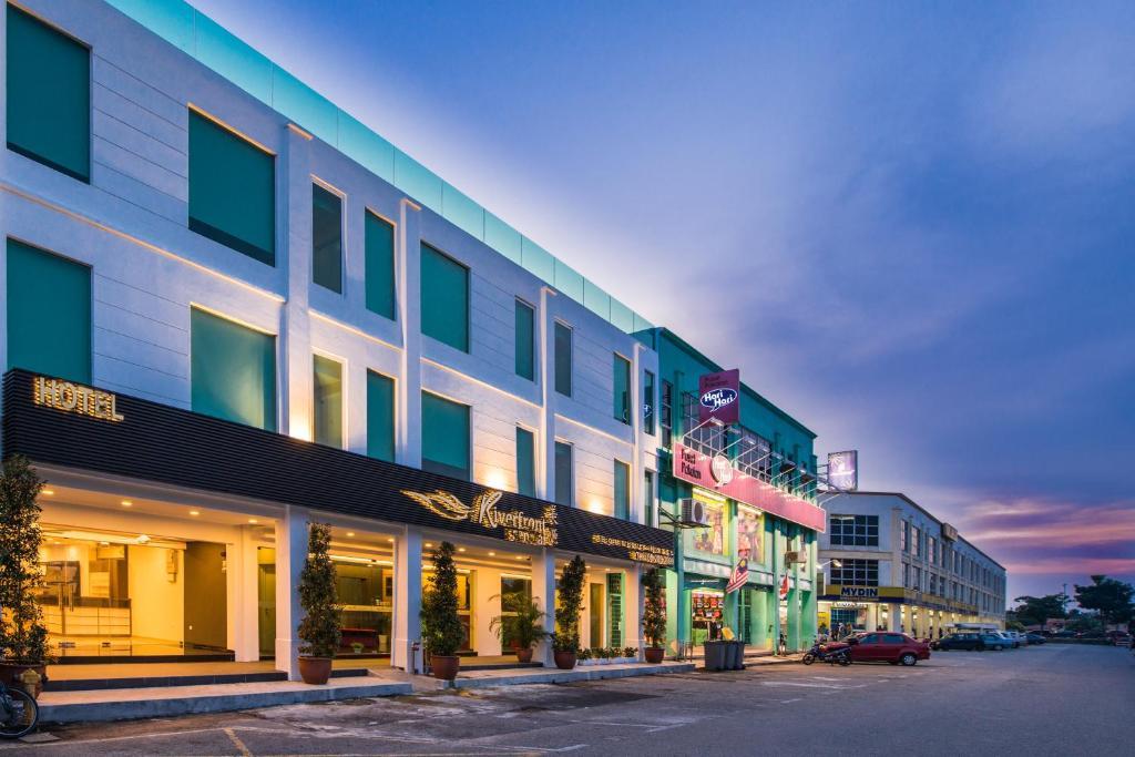 Riverfront Sentral Hotel Malacca Malaysia