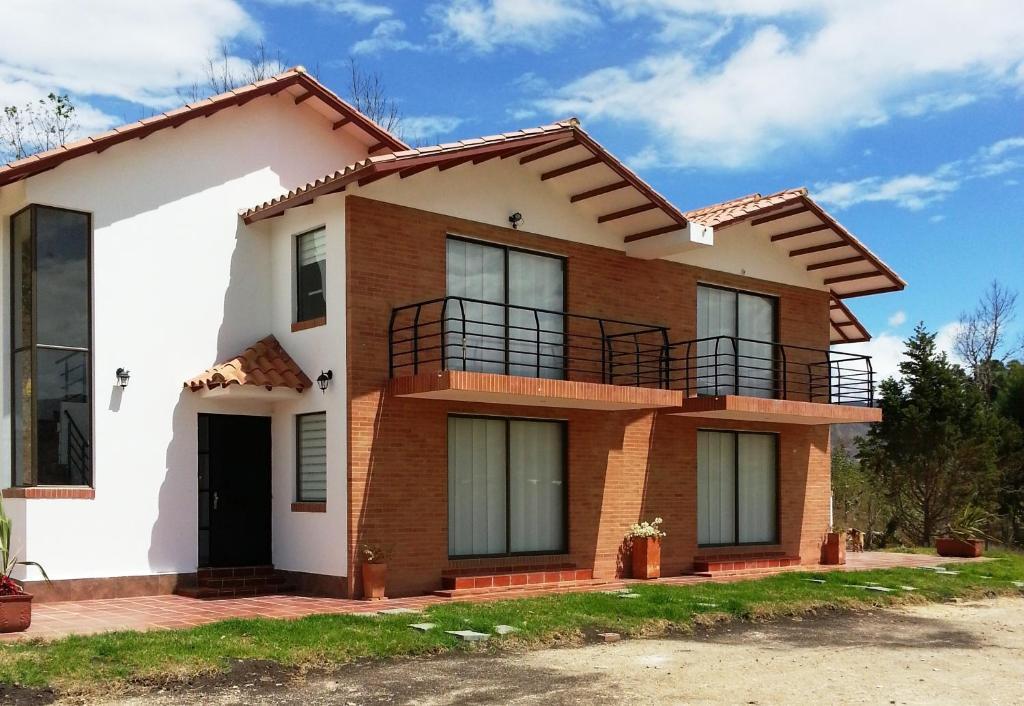 Casa campestre villa mar a villa de leyva precios for Cubiertas para casas campestres