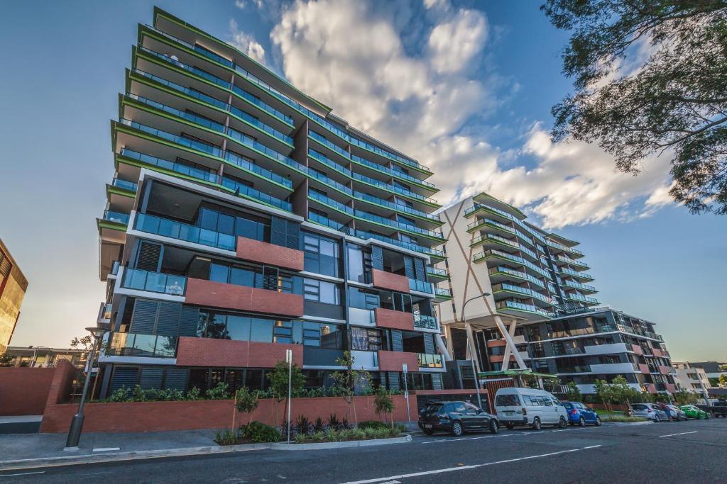 Astra Apartments Arena, Brisbane, Australia - Booking.com