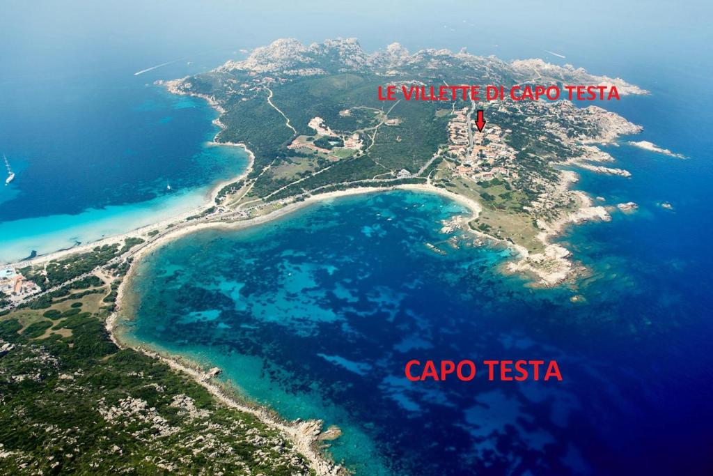 Le villette di capo testa santa teresa gallura updated for Santa teresa di gallura