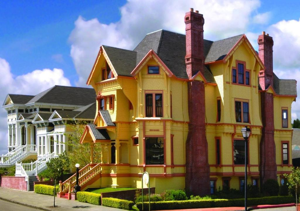 Carter house inns eureka ca for Eureka house