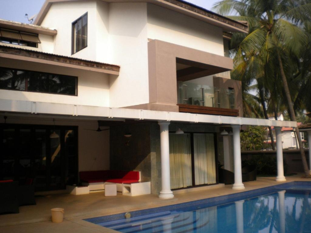 Luxus Villa Colva, India - Booking.com