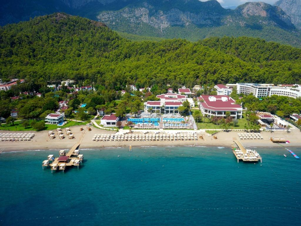 A bird's-eye view of Sherwood Exclusive Kemer - Kids Concept