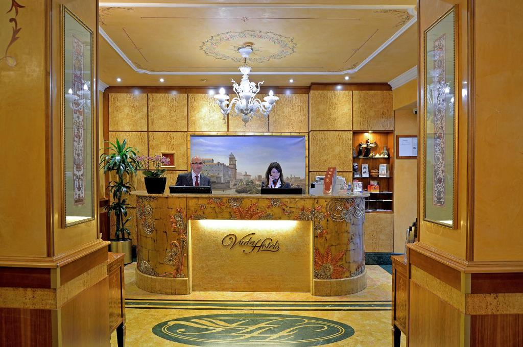 Gallery image of this property. Hotel Homs  Rome  Italy   Booking com