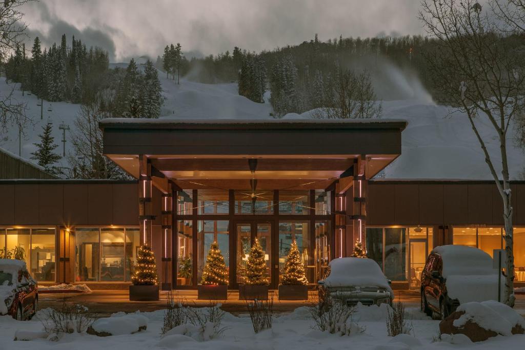 The Inn at Aspen.
