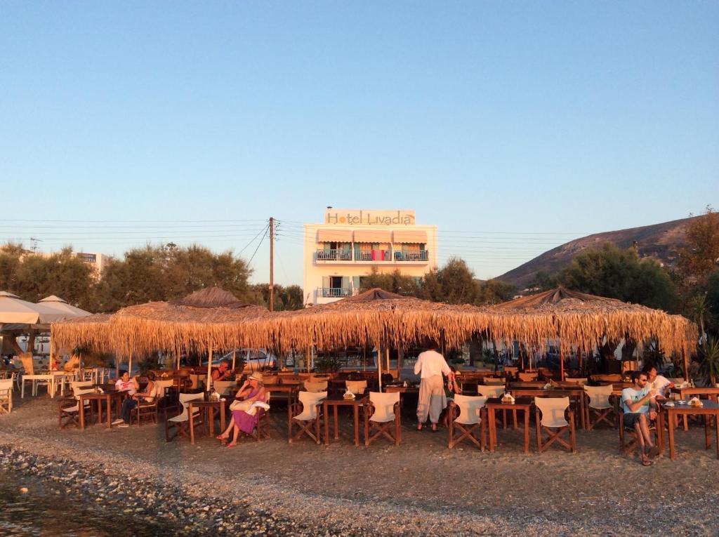 Hotel Livadia · Fotografía de Booking.com · Paros · Hoteles en las islas cícladas · Click_Trip ·