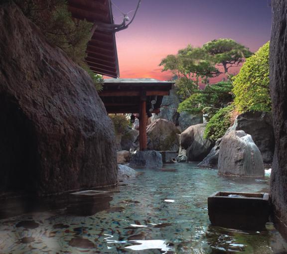 記念日におすすめのレストラン・石和温泉 銘石の宿 かげつの写真4