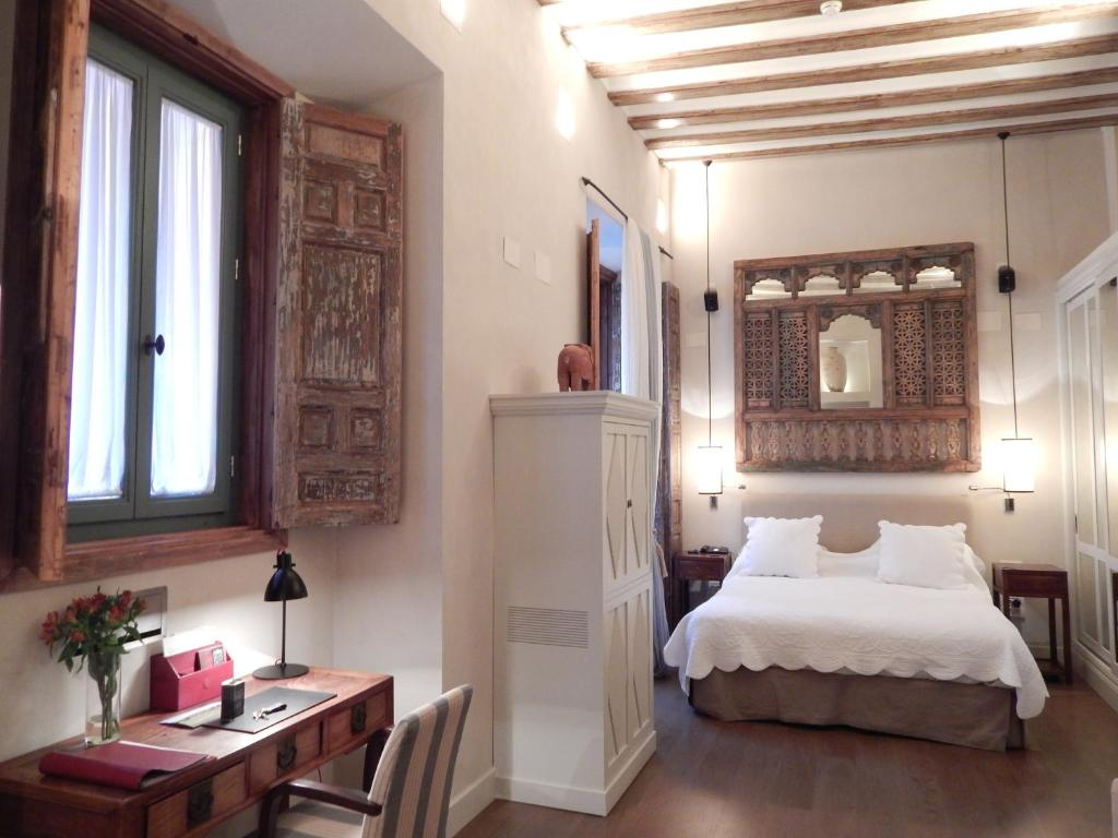 boutique hotels in sevilla  225