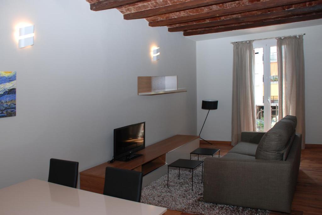 Bonita foto de Apartamentos La Hispaniola Barcelona