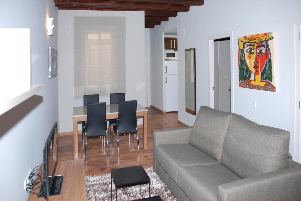 Apartamentos La Hispaniola Barcelona fotografía