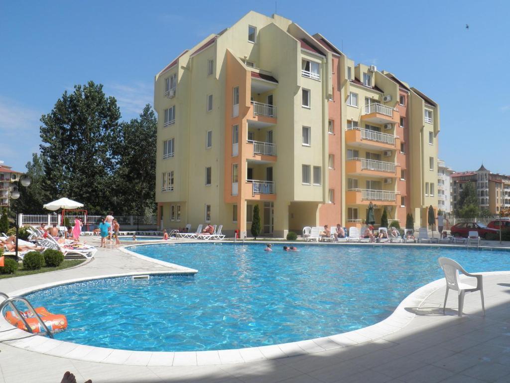 Солнечный берег болгария комплекс